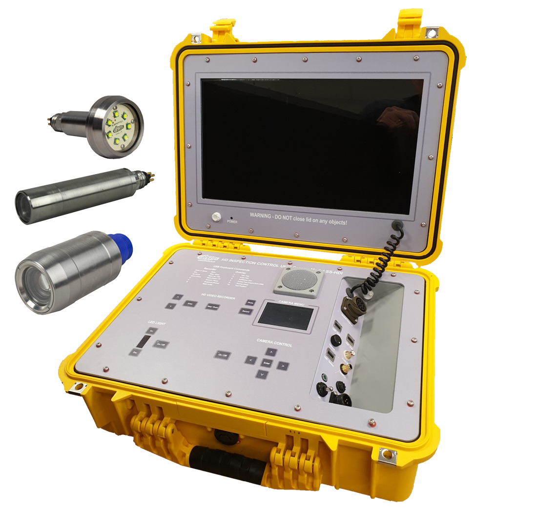 Seaspy Model SS-HDI Inspection Control Unit